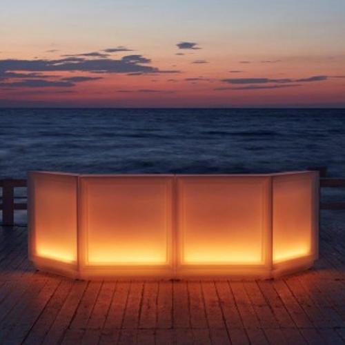 bar led design
